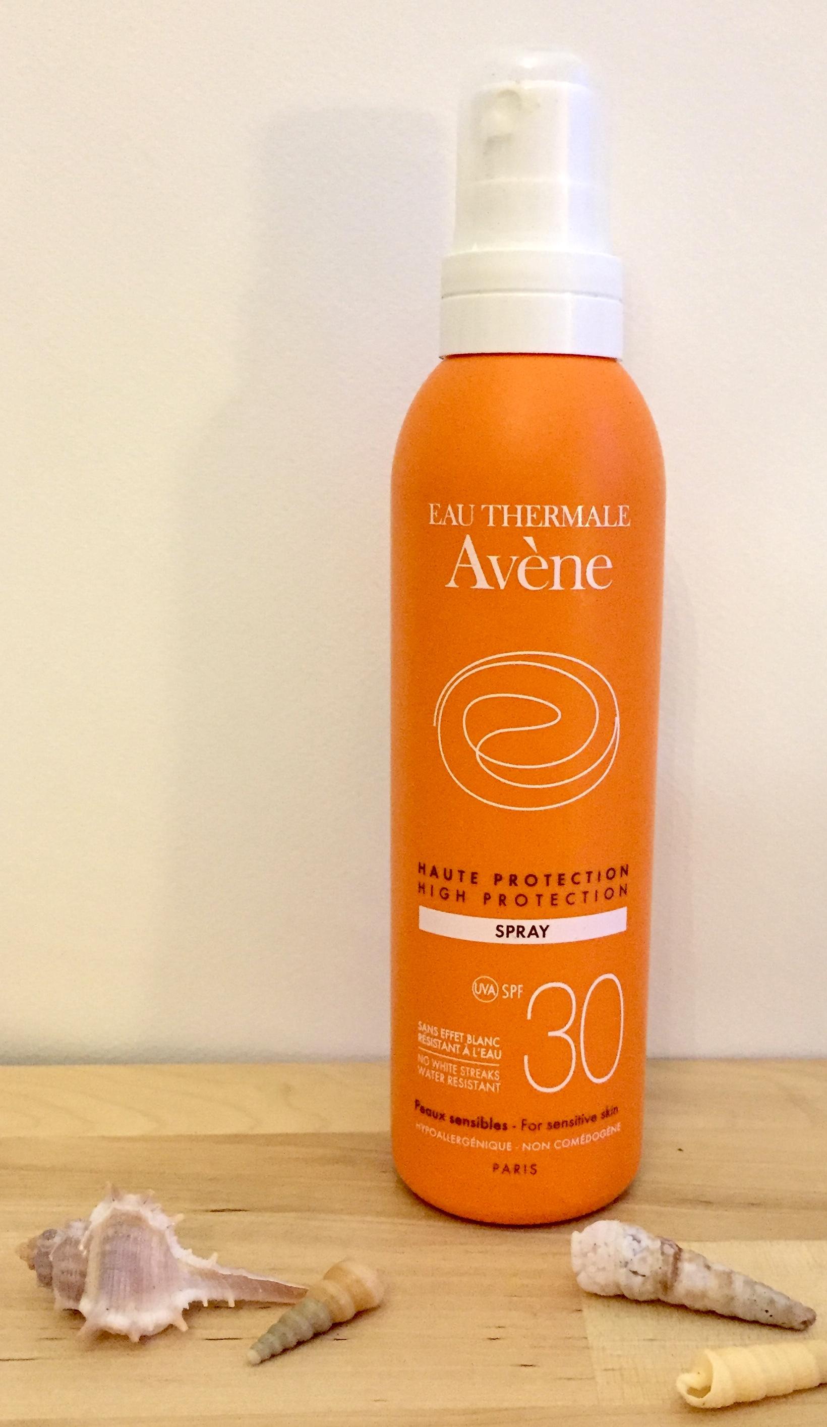 Avene spray solaire SPF30