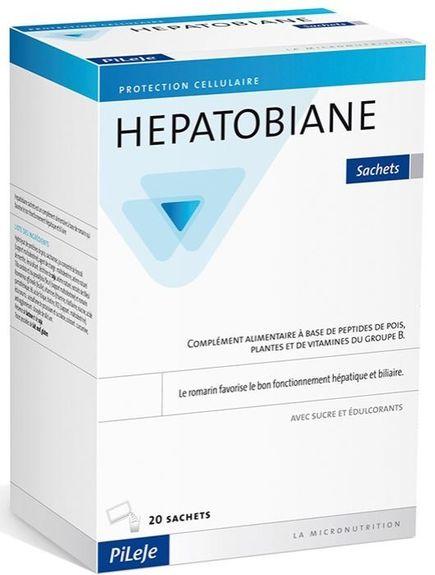 Detox du foie avec Hepatobiane